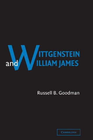 Wittgenstein and William James