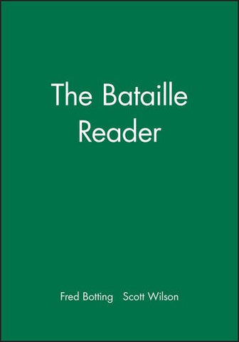 The Bataille Reader (Wiley Blackwell Readers)