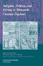 Religion, Politics, and Society in Sixteenth-Century England (Camden Fifth Series)