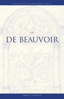 On De Beauvoir (Philosopher (Wadsworth))