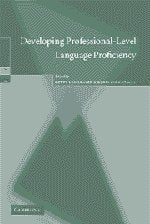 Developing Professional-Level Language Proficiency