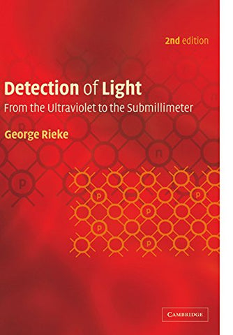 Detection of Light: From the Ultraviolet to the Submillimeter