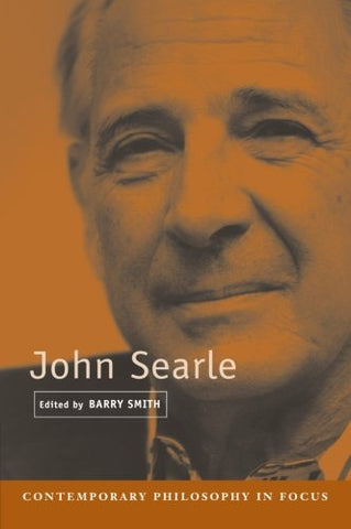 John Searle (Contemporary Philosophy in Focus)