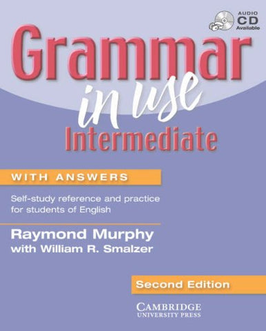 Grammar in Use Intermediate with Answers, Korea edition: Self-study Reference and Practice for Students of English
