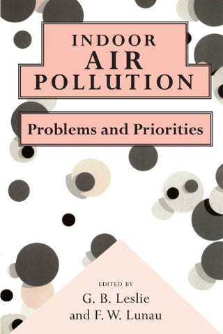 Indoor Air Pollution: Problems and Priorities