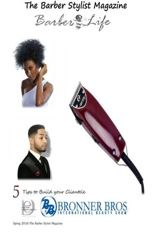 The Barber Stylist Magazine: Barber Life