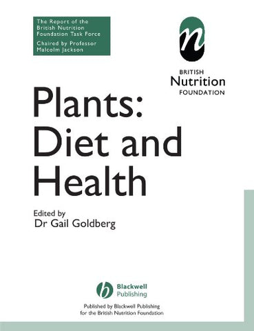 Plants: Diet and Health (British Nutrition Foundation)