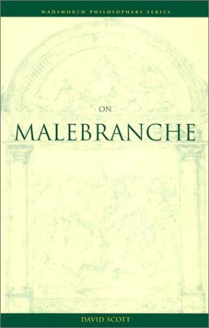 On Malebranche (Wadsworth Notes)