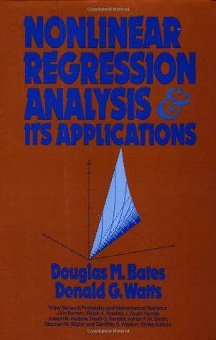 Nonlinear Regression Analysis and Its Applications (Wiley Series in Probability and Statistics)