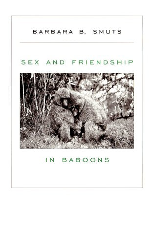 Sex and Friendship in Baboons