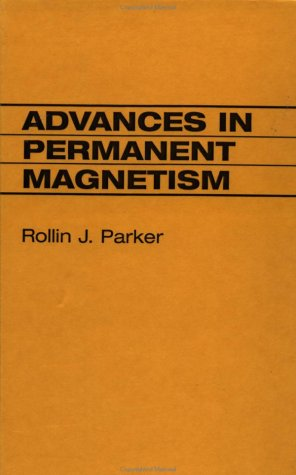 Advances in Permanent Magnetism