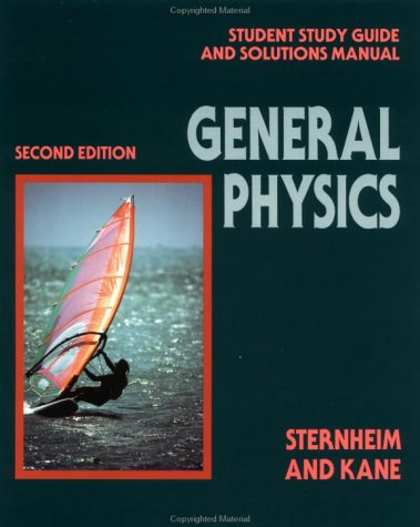 General Physics, Study Guide