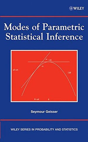 Modes of Parametric Statistical Inference