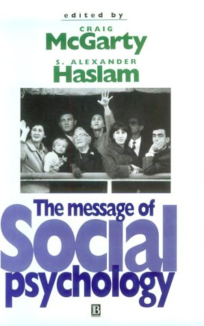 Message of Social Psychology