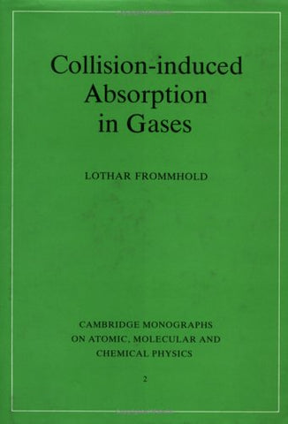 Collision-induced Absorption in Gases