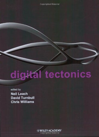 Digital Tectonics
