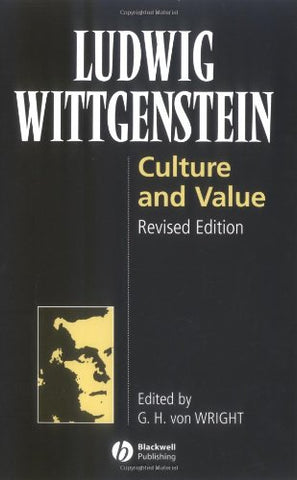 Culture and Value: Revised Edition