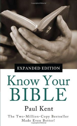 KNOW YOUR BIBLE--EXPANDED EDITION (VALUE BOOKS)