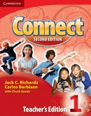 Connect Level 1 Teacher's edition (Connect (Cambridge))