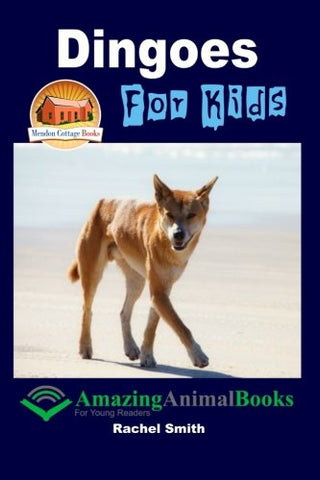 Dingoes For Kids