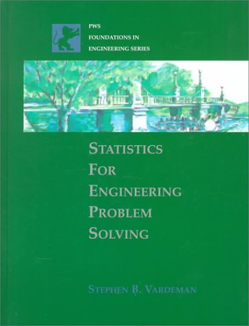 Statistics for Engineering Problem Solving (Electrical Engineering)