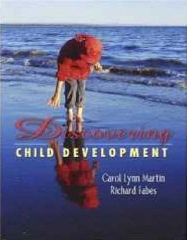 Martin And Fabes Discovering Child Developmentfirst Edition
