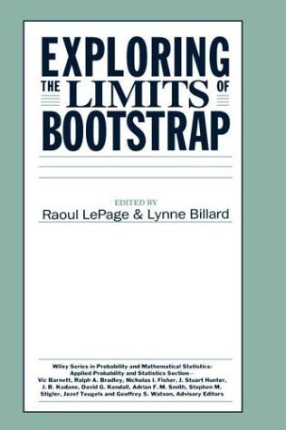 Exploring the Limits of Bootstrap (Wiley Series in Probability and Statistics)