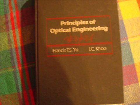 Principles of Optical Engineering