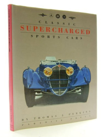 Classic Supercharged Sports Cars