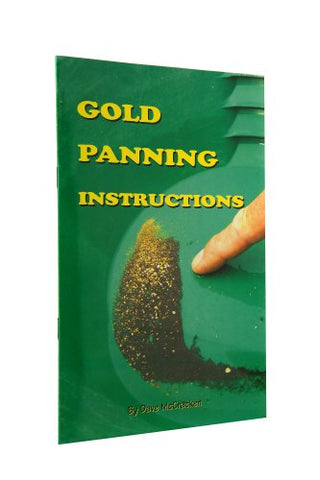 Gold Panning Instructions