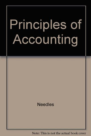 Needles Principles Of Accounting Plus Your Guide To An A Passkey Tenthedition