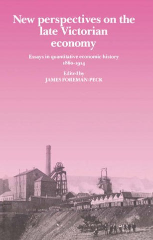 New Perspectives on the Late Victorian Economy: Essays in Quantitative Economic History, 1860-1914