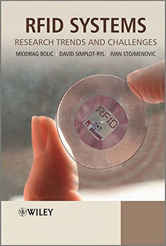 RFID Systems: Research Trends and Challenges