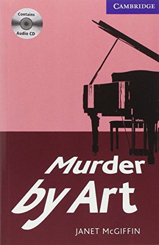 Murder by Art 5 Upper Intermediate Book with Audio CDs (3) (Cambridge English Readers)