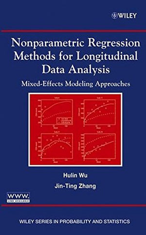 Nonparametric Regression Methods for Longitudinal Data Analysis: Mixed-Effects Modeling Approaches