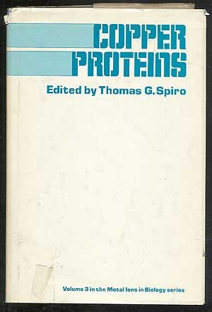 Copper Proteins (Metal ions biology)