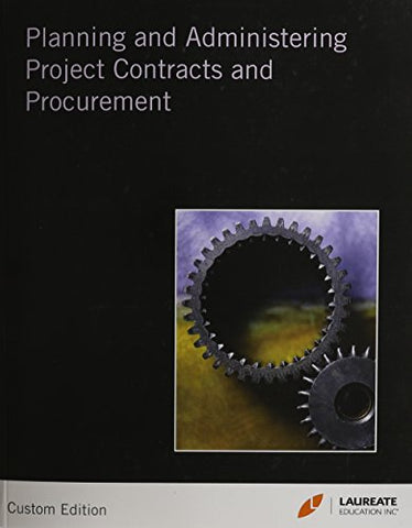 Planning and Admin Project Contracts and Procurement for Laureate