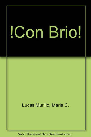 !Con Brio! (Annotated Teacher's Edition)