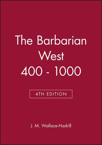 The Barbarian West 400 - 1000
