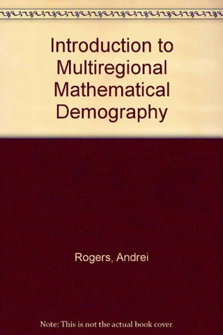 Introduction to Multiregional Mathematical Demography