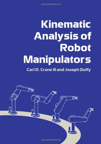 Kinematic Analysis of Robot Manipulators