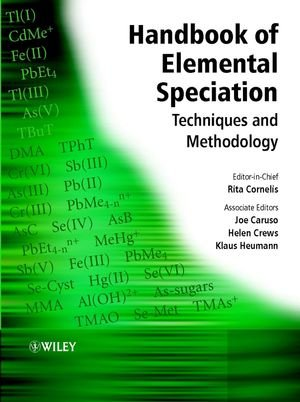Handbook of Elemental Speciation: Techniques and Methodology (v. 1)