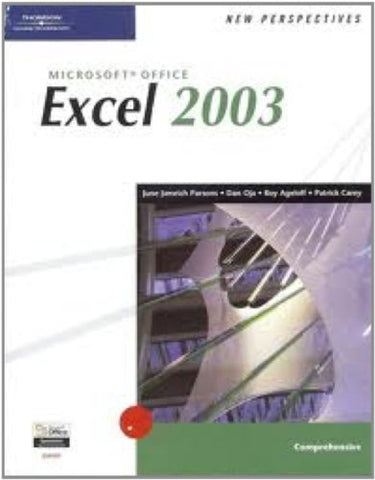 New Perspectives on Microsoft Office Excel 2003, Comprehensive