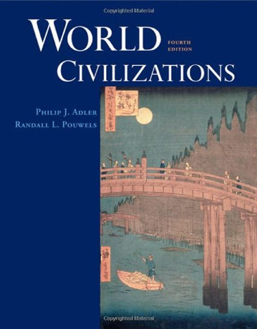 World Civilizations (Available Titles CengageNOW)