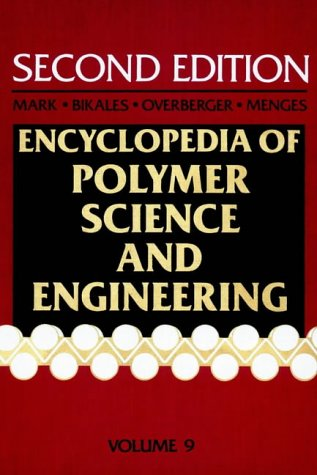 Liquid Crystalline Polymers to Mining Applications, Volume 9, Encyclopedia of Polymer Science and Engineering, 2nd Edition