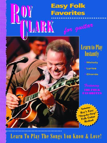 Clark, Roy Folk Guitar Songbook