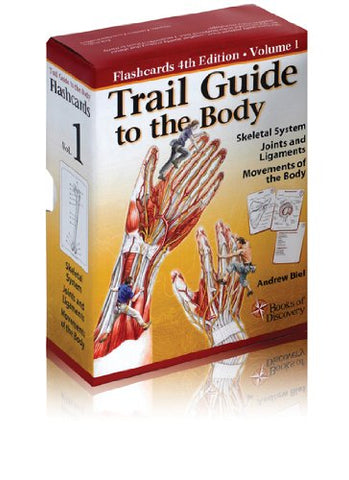 Trail Guide to the Body Flashcards Vol 1: Skeletal System, Joints, and Ligaments, Movements of the Body