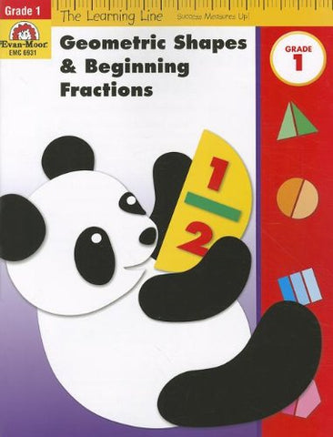 Geometric Shapes & Beginning Fractions (Learning Line)