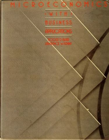 Microeconomics with Business Applications