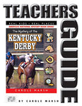 The Mystery at the Kentucky Derby Teacher's Guide (15) (Real Kids Real Places)